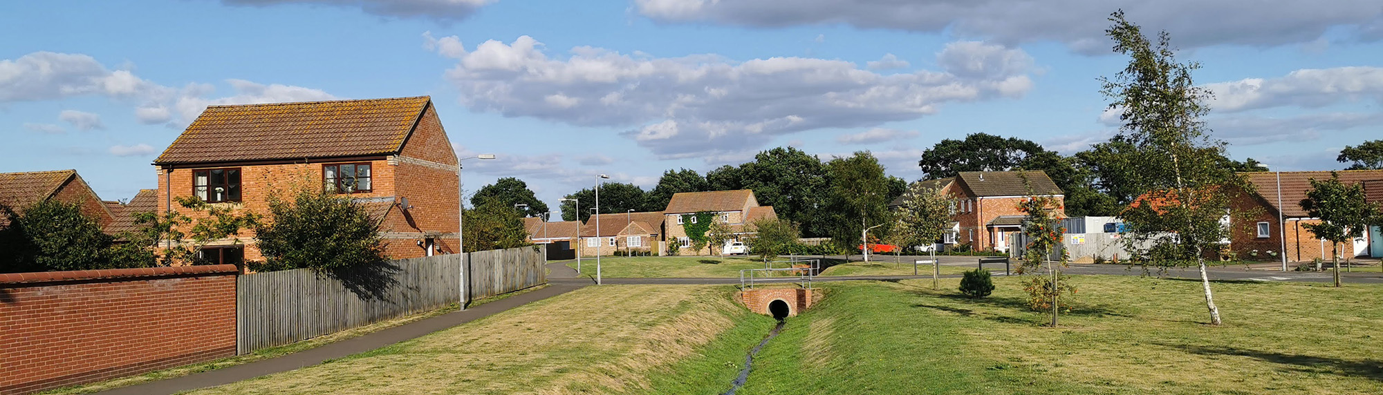 Briston open space