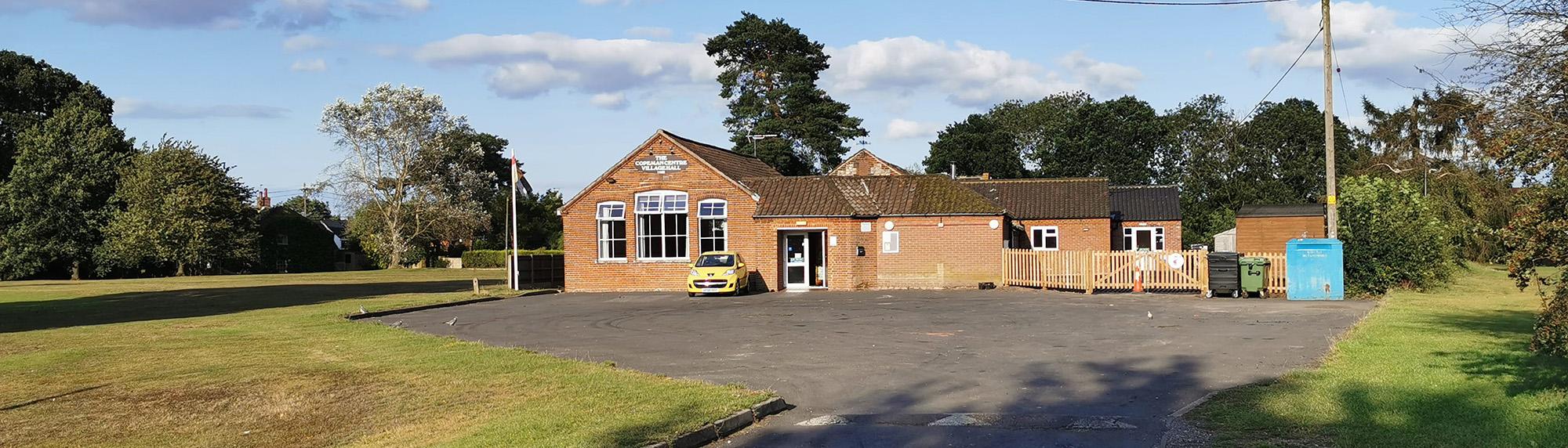 Copeman Centre Briston