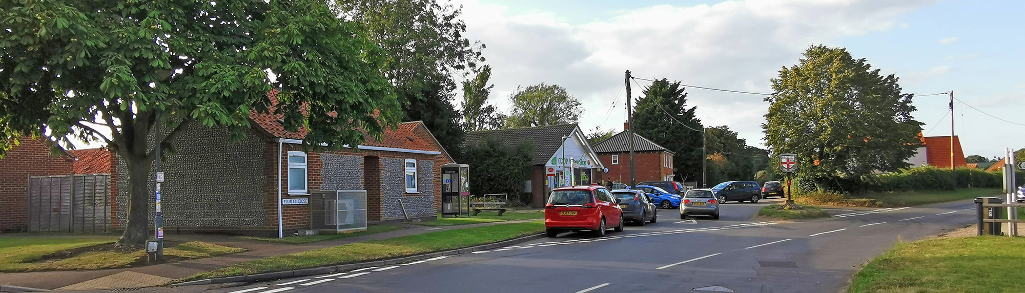 Church Street Briston